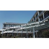 Wholesale Prefabricated Multi-storey Steel Building Construction Residential Apartment Buildings from china suppliers