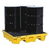 Wholesale rotational moulding 4 Drum spill pallet from china suppliers