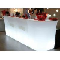 Wholesale Cocktail Bar Furniture / LED Bar Counter Nightclub Bar Counter Design from china suppliers