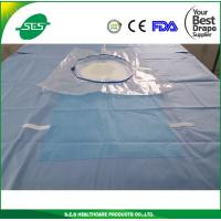 Wholesale Surgery Use Disposable Surgical Cesarean Section Drape from china suppliers