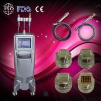 Wholesale 80W 5MHZ Skin Tightening Fractional RF Microneedle / Radio Frequency RF Fat Reduction from china suppliers