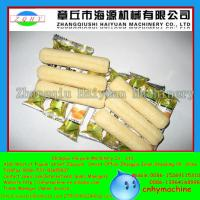 Quality 200-250kg/h 2015 NEW Automatic twin screw extruder food snacks machine for sale