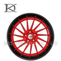 "Wholesale Durable Cast Alloy Wheels Replica Vossen Rims 19 X 8 "" VIA Certifications from china suppliers"