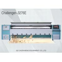 Wholesale High Speed Solvent Sticker BannerPrintingEquipment Flatbed Large Format Challenger 3276E from china suppliers