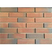 Wholesale Outside Waterproof Decorative Brick Veneer , Smooth Face Brick Insulation Exterior from china suppliers