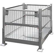 Wholesale Heavy Duty Steel Baskets Stainless Steel Container Wire Mesh Basket Wire Container from china suppliers
