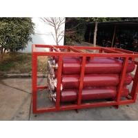 Wholesale ISO9809 Large Capcity CNG Cylinder Compressed Natural Gas Storage Tank Cascade from china suppliers