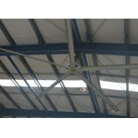 Buy cheap Green power energy save HVLS fan with top quality motor from wholesalers