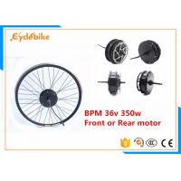 Wholesale High Torque Electric Bike Kit Brushless Hub Motor 36v 350w 25-30km/h from china suppliers