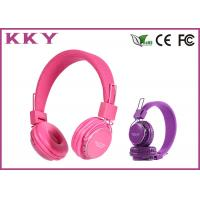 Wholesale Music On Ear Bluetooth Headphones Noise Reduction Headphones With TF Card from china suppliers