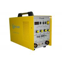 Wholesale TIG200M Thin Stainless Plate Inverter Tig Welder Machine With Pulse , Normal Operation In 2A from china suppliers