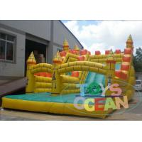 Wholesale New Design Yellow Ant Kingdom Theme Inflatable Water Slides For Outdoor Park from china suppliers