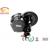 Buy cheap High Speed  8fun Bbs02 750w Mid Drive Kit , Electric Bicycles Kits With Geared Motor from wholesalers