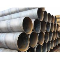 Buy cheap zhongtai large spiral welded steel pipe API5L from wholesalers