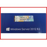 Wholesale English versions Original windows server 2012 r2 64Bit  DVD with 5 CLTs Activation Online from china suppliers