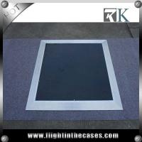 Wholesale New arrival product pvc dance floor portable white and walnut dance floor craigslist for event from china suppliers