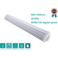 Quality 3/4/5foot Linear Recessed Led Lighting 5200lm With 2700K-6500K CCT , AC100-265V for sale
