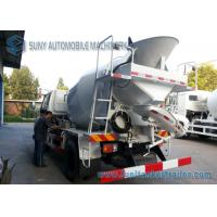 Forland Right Hand Drive 6 Wheeler 5 M3 Concrete Mixing Truck Mercedez Technology