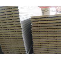 Buy cheap steel structure building materials,sandwich panels from wholesalers