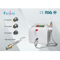 Buy cheap High quality 5Mhz radio frequency fractional rf micro needle skin nurse system from wholesalers