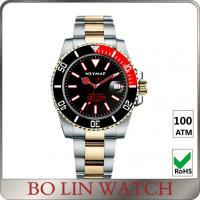 Wholesale Mechanical Black Female / Mens Dive Watches , 200m Deepest Digital Dive Watch from china suppliers