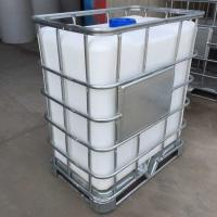 Wholesale 500Lliter (130gallon) IBC tank type 5mm thickness  rotomoulding Plastic water tank container for chemical transporting from china suppliers