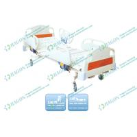 Wholesale Castor With Brakes Detachable ABS Board Manual Hospital Bed for Patients and Disabled from china suppliers