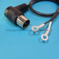 Wholesale RCA Cable/Audio Cable/Video Cable with 2.5, 3.5, 6.3mm Mono Plugs to Stereo Socket from china suppliers