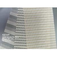 Quality sun screen fabric 300cm PVC+POLYESTER ST119 for sale