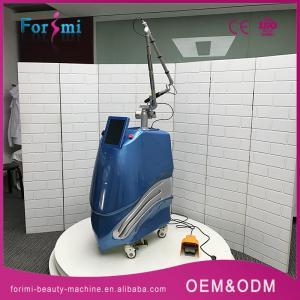 Quality Picosecond l tattoo removal picosure chloasma removal1064nm 532nm pico laser  machine for sale