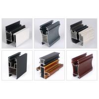 Wholesale Construciton Alloy 6063 T5 Powder Coated Aluminium Door Profiles / Extruded Aluminum Profiles from china suppliers