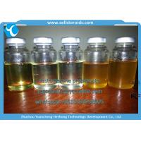 Wholesale Anabolic Steroid Oil Testosterone Propionate Dosage for Muscle Gain Bodybuilding from china suppliers