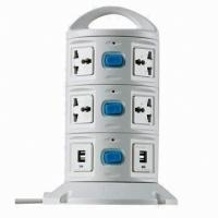 Wholesale Universal power strips with USB from china suppliers