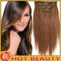 "Wholesale No Tangle Pre Bonded Hair Extension Silky Straight Wave 18"" 20"" from china suppliers"
