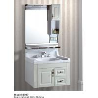 Antique Design Waterproof Wall Bathroom Cabinet Sets Of