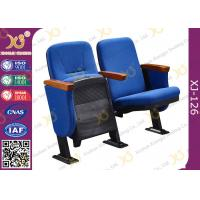 Wholesale Merit Stackable Church Hall Chairs , Plastic Covering Auditorium Chairs from china suppliers