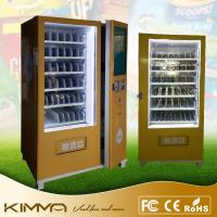 Wholesale Two cabinets large capacity touch screen media combined vending machine from china suppliers