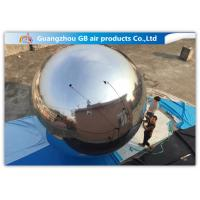 Buy cheap Inflatable Mirror Ball , Silver Reflective Ball , Inflatable Mirror Balloon Silver from wholesalers