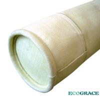 Wholesale filter needle felt Hydrolysis Resistant Industrial Bag Filter apply to Cement kiln from china suppliers