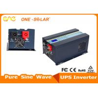 Wholesale 12 / 24 / 48V Off Grid Solar Inverter LCD Display MPPT Solar Inverters 2000W from china suppliers