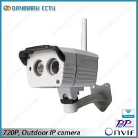 Wholesale 720P Infrared Waterproof WiFi IP Camera from china suppliers