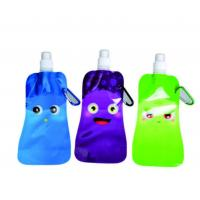Wholesale Customized Stand Up Spouted Clear Plastic Water Pouch , color spout pouch from china suppliers