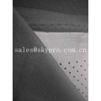 Wholesale Double - Sided Knitted Neoprene Rubber Sheet Neoprene Fabric Breathable SBR CS CR from china suppliers
