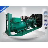 Wholesale Open Type 1200 KW 1500 KVA Diesle Genarator Set With Cummins Engine and Stanford Alternator from china suppliers