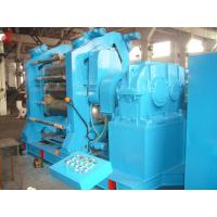 Wholesale High tenacity Four Rollers Rubber calendering equipment for fabric frictioning from china suppliers