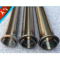 Wholesale Steel drill rod 2.3mm 2.5mm Thickness Split Set Rock Bolts , 42mm * 1.5meter Galvanized Steel Rod from china suppliers