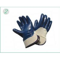 Wholesale Oil Resistance Safety Industrial Protective Gloves With Extra Grip Soft, Jersey Liner from china suppliers