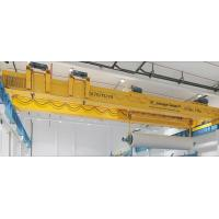 Quality Heavy Duty Single Girder Crane , Single Beam Electric Overhead Travelling Crane for sale