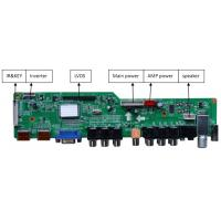 Wholesale LA.MV59S.C TV Controller Board V59 Chipset from china suppliers