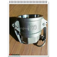 "Wholesale Stainless Steel camlock quick couping casting product type D size 2"" from china suppliers"